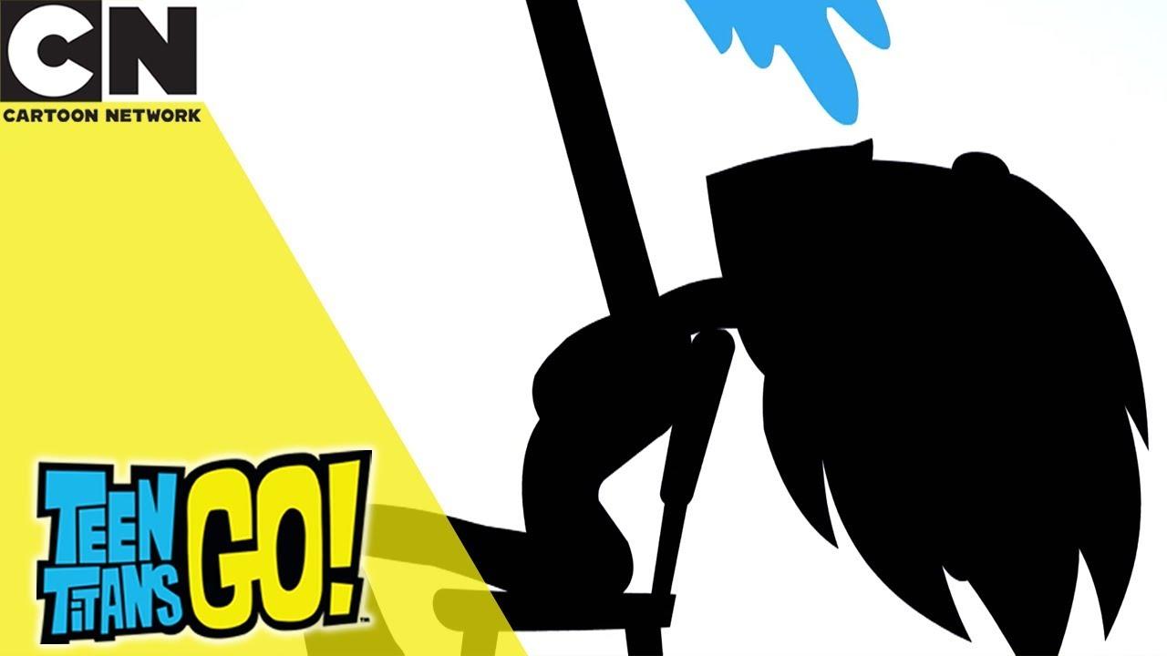 Teen Titans Go  Robin Loses His Voice  Cartoon Network-8449