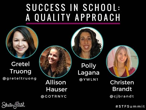 Success in Schools: A Quality Approach