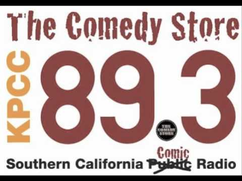 Off-Ramp's John Rabe invites you to the inaugural taping of 'The Comedy Store' on 89.3 KPCC.