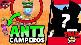 REGRESA EL ESCUADRÓN ANTI-CAMPEROS ¡¡MAÑANA BRAWL TALK!! | Alvaro845