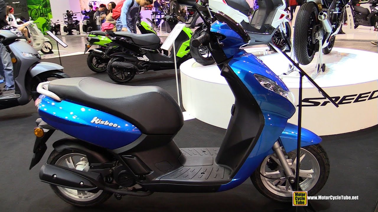 2015 peugeot kisbee 50 4t scooter walkaround 2014 eicma milan motorcycle exhibition youtube. Black Bedroom Furniture Sets. Home Design Ideas