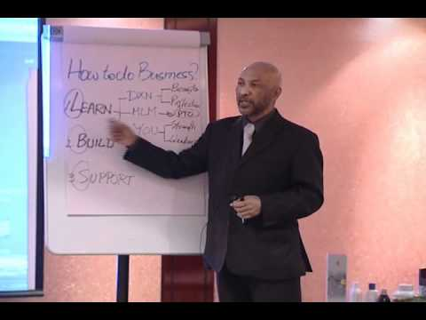How to do DXN Business Professionally - Part 2.wmv