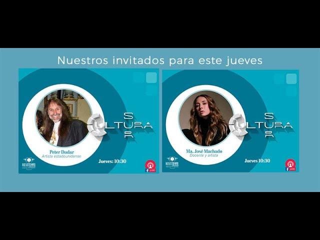 #5 #ENVIVO | Emisión del programa #CulturaSur #VaEnTuDirección.