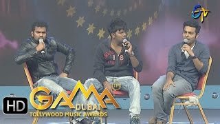 Jabardasth Team Funny Skit in ETV GAMA Music Awards 2015 -13th March 2016 thumbnail