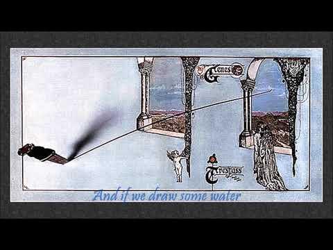 """Genesis - """"Dusk"""" [with lyrics]"""
