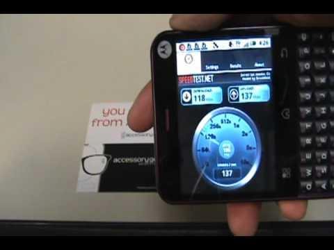 Accessory Geeks Motorola Charm First Impressions