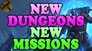 New Dungeons New Missions | Raid Shadow Legends