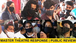 Master Theatre Response Kerala | Master Movie FDFS Public Review