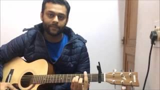 Main Tenu Samjhawan Ki Guitar Lesson | Humpty Sharma Ki Dulhania | Arijit Singh,