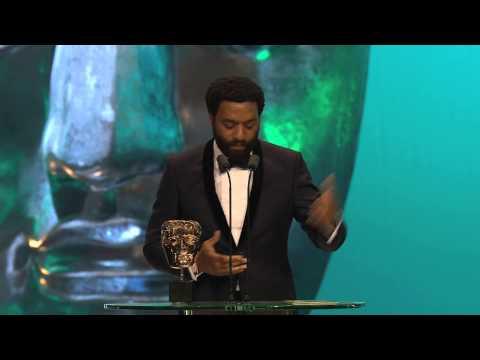 Chiwetel Ejiofor | BAFTA  Leading Actor Winner 2014