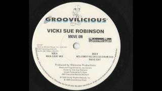 Vicki Sue Robinson - Move On (Main Event Mix)