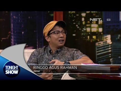 Tonight Show - Ringgo Agus Rahman Berenang dengan Hiu Travel Video