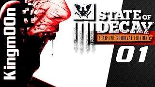 ► Jetzt geht das wieder los - State of Decay BREAKDOWN #01 - YOSE │ GERMAN