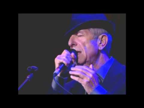 Leonard Cohen  In My Secret Life