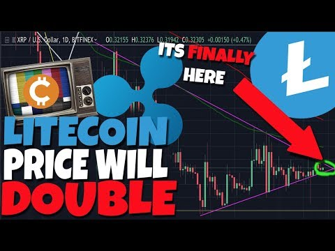 ALERT: Litecoin Price Doubled This Year & It Will Do It Again - XRP/Ripple MAJOR Move Coming