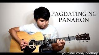 Aiza Seguerra - Pagdating ng Panahon (Fingerstyle cover by Jorell) INSTRUMENTAL   KARAOKE