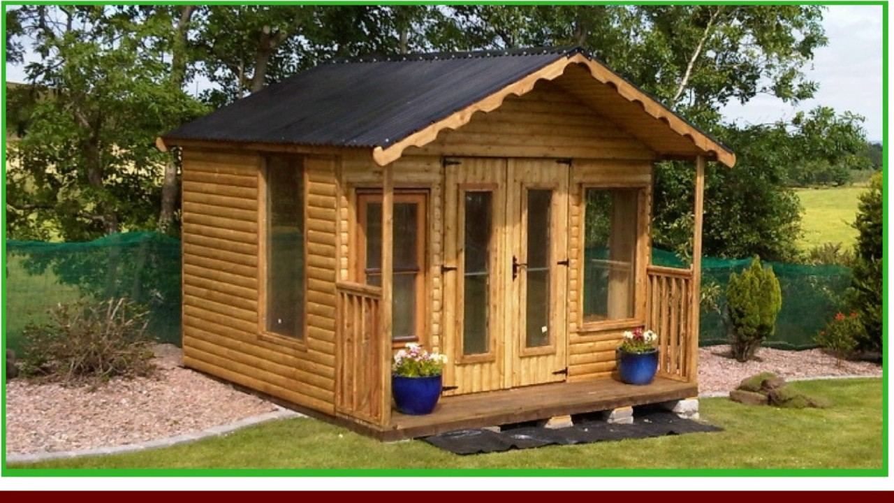 Garden Sheds for Sale Dublin  Quality Timber  Steel