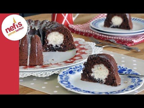 Kokostar Kek Tarifi - Hindistan Cevizli Kek Nasıl Yapılır?