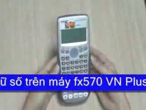 [Hướng Dẫn] Tìm UCNN và BCNN cho 3 chữ số trên máy tính fx570VN Plus