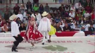 Final Infantil - Concurso de Huapango Jacala 2012