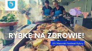 Obraz dla: XIV Mazurski Festiwal Rybny