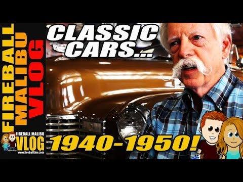 Old Chevy Cars >> HISTORY OF CLASSIC CARS FROM 1940-1950 - FIREBALL MALIBU ...