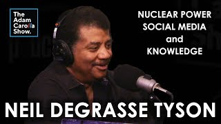 Neil deGrasse Tyson on Nuclear Power, Social Media, and The Quest for Knowledge
