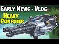 War Robots Early Test Server News Heavy Punisher Weapon WR Gameplay mp3