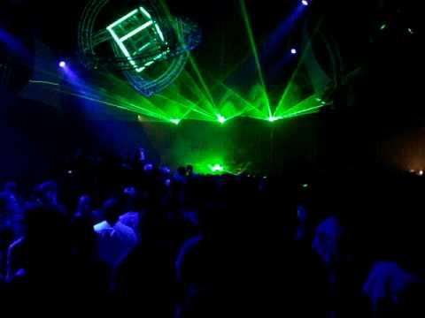 Lasershow Geelse feesten 2009