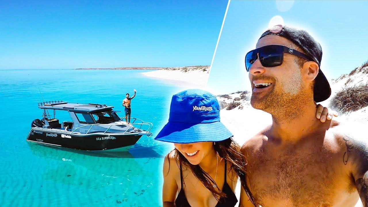 Download EXPLORING UNINHABITED ISLANDS Living From The Ocean (Amazing Weather) - Ep 273