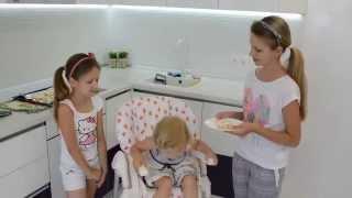 Готовят Дети: Как удивить простым лавашем? (Выпуск#6 )