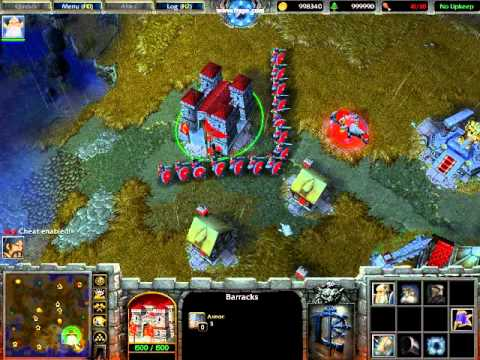 Warcraft III Cheats