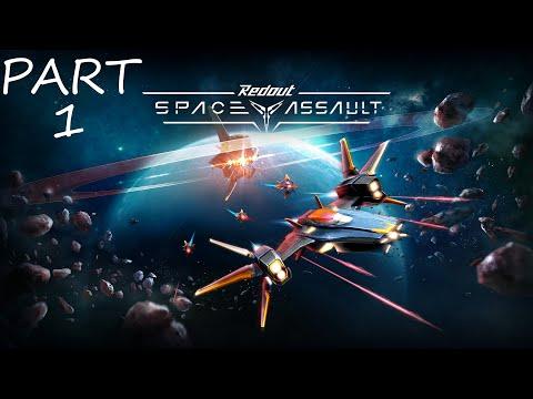 Redout Space Assault Walkthrough Gameplay part 1 |