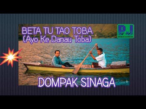 Dompak Sinaga Feat Akbid Kesehatan Baru Doloksanggul - Beta Tu Tao Toba  [HD]