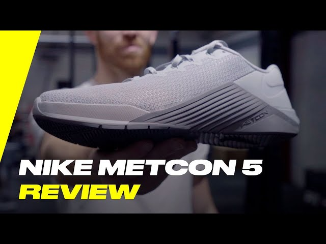 metcon 5 review