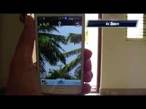 Camera Zoom Free (Android & iOS App)