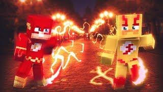DOBRY CZY ZŁY KTO JEST SZYBSZY? - Minecraft