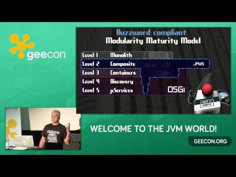 GeeCON 2017: Milen Dyankov - What's NOT new in modular Java?