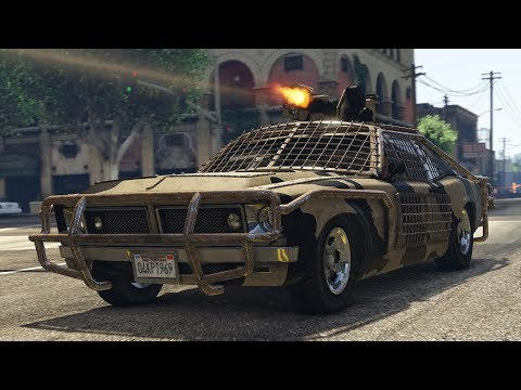 Grand Theft Auto V Ultima Misiune! Weponized Tampa