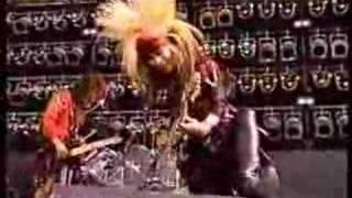 X Japan - Kurenai LIVE 1989.08.20 R&R OLYMPIC