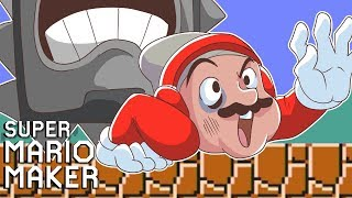 Gambar cover MY HEART CAN'T HANDLE ANOTHER LEVEL LIKE THIS! [SUPER MARIO MAKER] [#125]
