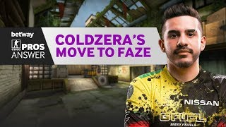 CSGO Pros Answer: Thoขghts on Coldzera to FaZe?