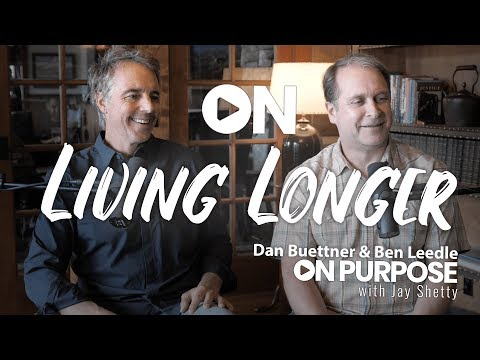 ON How to Design Your Life to Live Longer, Healthier & Happier | ON Purpose Podcast Ep.25