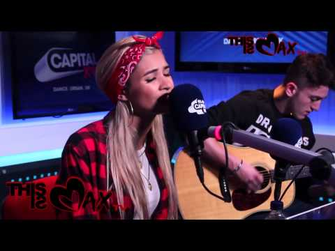 Pia Mia - Fill Me In (Acoustic for ThisIsMax)