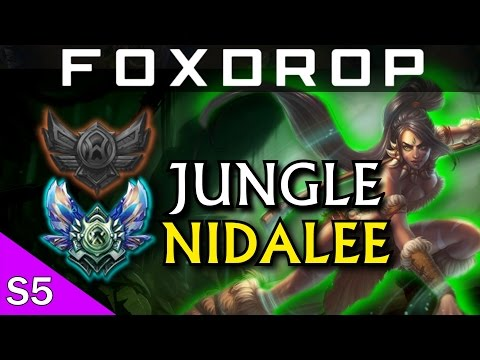 Nidalee Jungle Commentary - Hard Carry Epic Comeback! | Unranked to Diamond