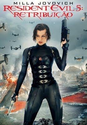 Assistir Resident Evil 5 - Retribuição