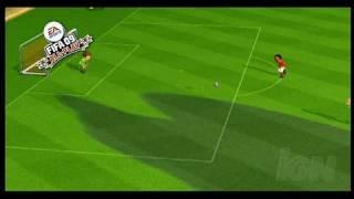 FIFA Soccer 09 All-Play Nintendo Wii Trailer - Goals