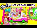 Shopkins Ice Cream Truck Season 3
