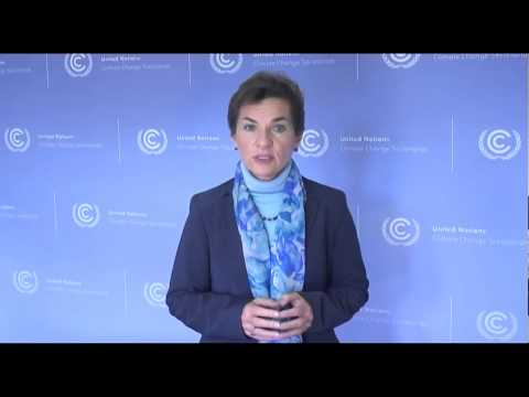 Christiana Figueres - Climate Change Conference April 2013