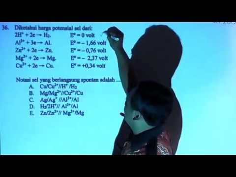 SMA - Video Pembahasan Soal UN 2015 - Kimia